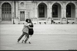 one more tango in Paris by veftenie