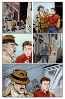 Peter Parker by Fatboy73