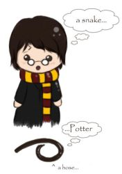 Potter vrs. ...? by pokukene