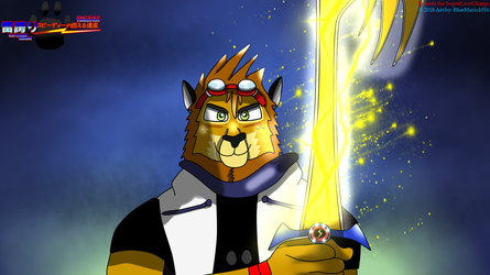 Legendary Liger - Speedy Kuno by BlueMario1016