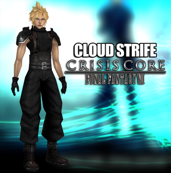 Cloud Strife by Sticklove