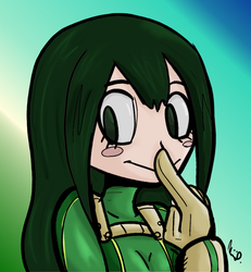 Froppy by Fragraham