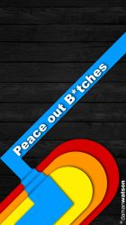 Peace Out by thesuper
