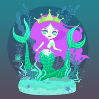 243 - Melusine by salvadorkatz