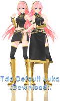 .:Tda Default Luka Download:. by Crystallyna
