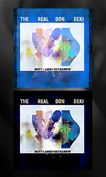 The Real Don Deki Cover by GherdezGFX