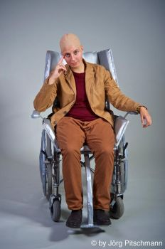 Charles Xavier by Yulice