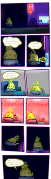 Lightningwog - Preview Comic by Brodnork