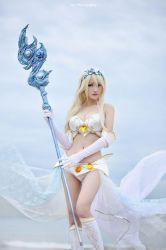 League of Legends - Janna by vaxzone