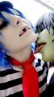 Gorillaz: Tainted Love by SugarBunnyCosplay
