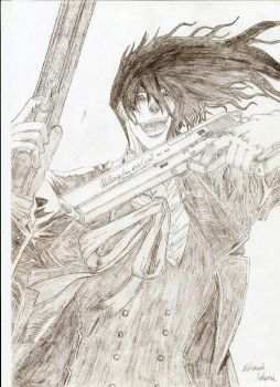 Alucard by theshamans