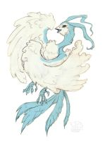 Spinel the altaria