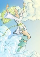 the Cloud Dancer - Color by JoaoRodrigoBaptista