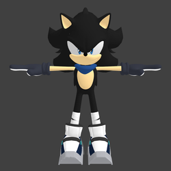 Sonic Boom: Arek the Hedgehog by Detexki99