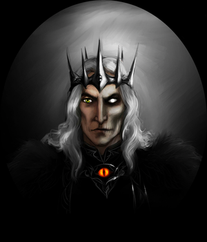 Witch-King of Angmar by Lucius007