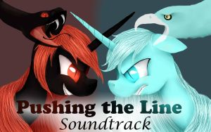 Pushing the Line Soundtrack by BlondieGurl1129