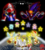 Super Mario Bros Z by Magnus-Bowser