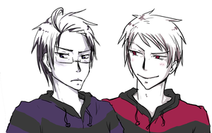 aph: Prussia and Austria by Frozen-Wing