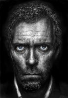 It's not Lupus - Dr. House by Blacleria