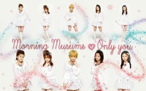 Wall musume only you older ver by RainboWxMikA