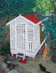 Cat's House by KylieRussell666