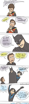 batcomic by Spartichi