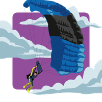 Memorymatch Extreme - Parachuting by SaTTaR