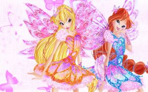 Winx Club Butterflix Wallpaper by TheMgic1275