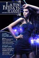 latin fridays  flyer by DeityDesignz