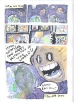Happy world s end by UNDISCOVER-art