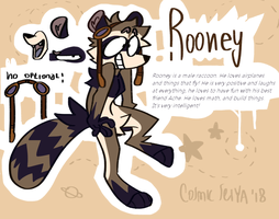 Rooney (ref) by sxIcie