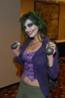 DC08: Ms. Joker to you by Leshii203