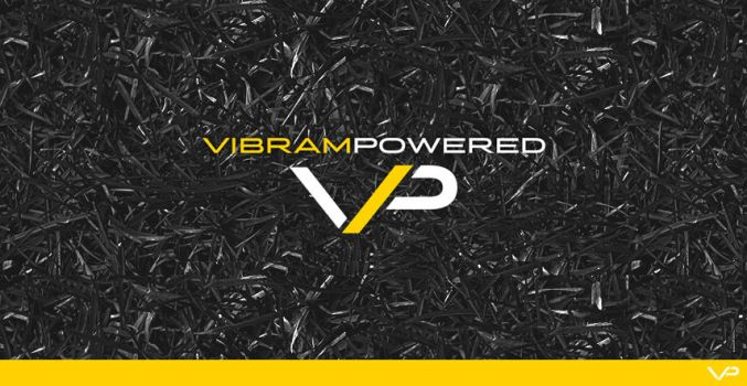 Vibram Powered Logo 2.5 by UVSoak3d