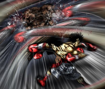 Ippo VS Geedo by Rec0
