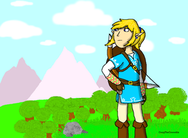 Breath Of The Wild by CraigTheCrocodile