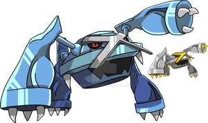 376 - Metagross by Tails19950