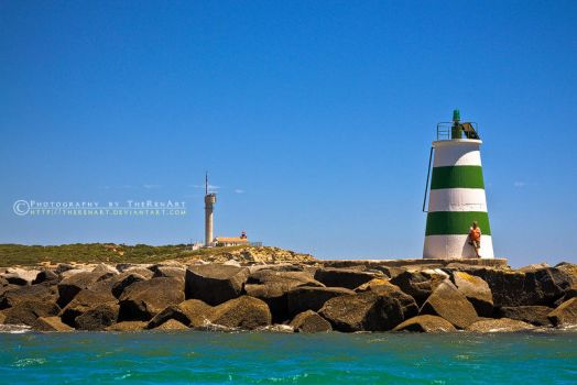 Lighthouse by TheRenART
