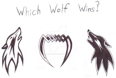 Fangs and Wolves Tattoo by AlphaWolfAl