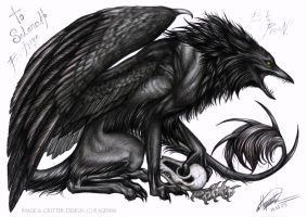 Fear the Raven by rage1986