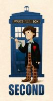 Second Doctor by Erich0823