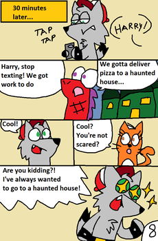 PizzaWolf First Mission - Page 8 by PizzaWolf20
