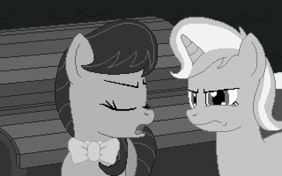 Elegantly Diffusing a Situation by herooftime1000