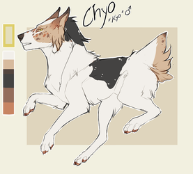 Chyo [reference] by NastaNote