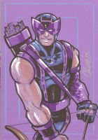Hawkeye3 by cmkasmar