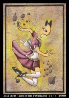 ALICE IN THE WONDERLAND 1- 7 by 111-JL-111