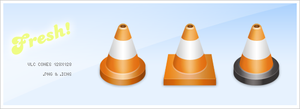 VLC Cones by whyred