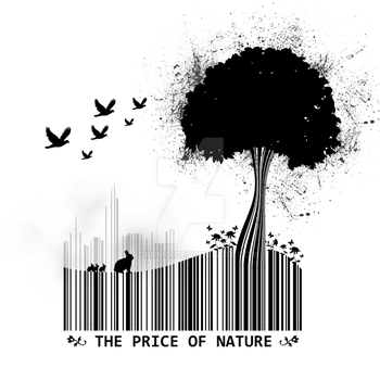 The Price of Nature by adrumo