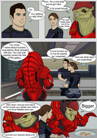 Mass Effect: Hide And Seek P2.2 by HelenKG