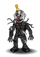 Adventure Ennard by CircusFredBear2004