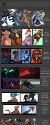 PRICELIST 2018 by LiLaiRa
